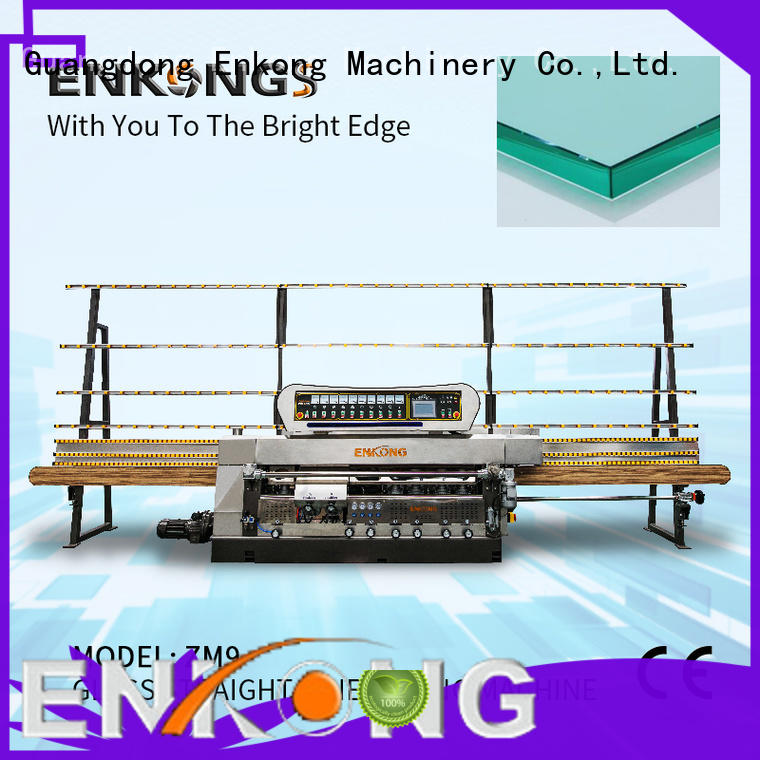 stable glass edge grinding machine zm4y supplier for polishing