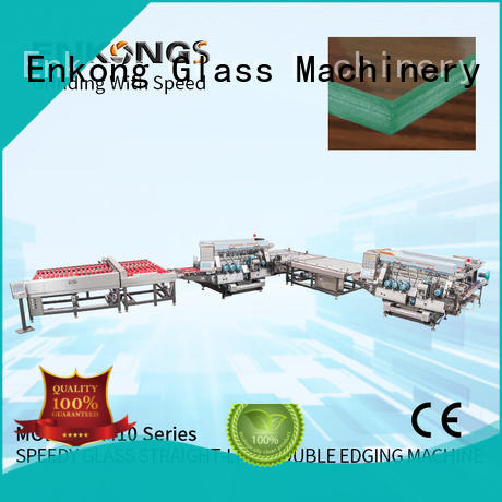 Enkong SM 10 double edger machine supplier for household appliances