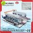 quality double edger machine modularise design manufacturer for round edge processing