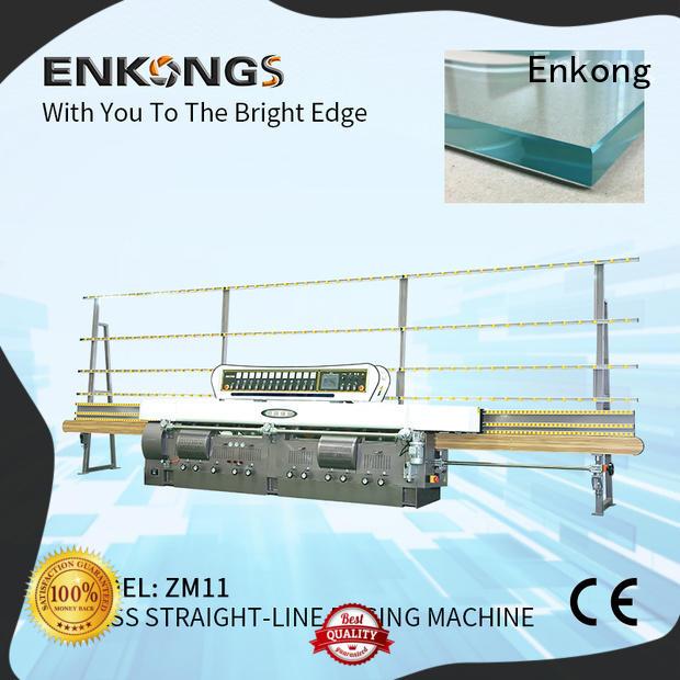 Enkong zm4y glass edging machine wholesale for polishing