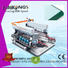 high speed glass double edging machine SM 12/08 factory direct supply for household appliances