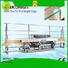 Enkong top quality glass mitering machine customized for polish