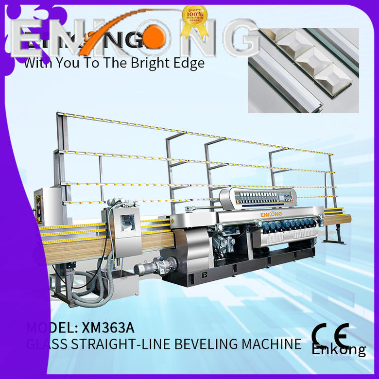 long lasting glass beveling machine for sale xm351a series for polishing