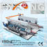 Enkong real double edger machine manufacturer for round edge processing