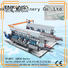 Enkong quality double edger machine factory direct supply for round edge processing
