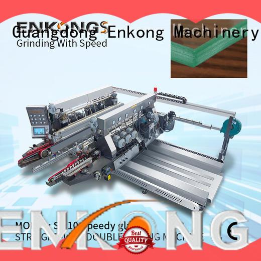 Enkong SM 10 double edger supplier for household appliances