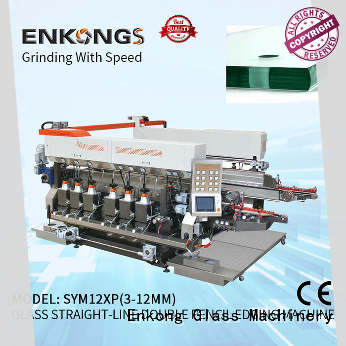 Enkong cost-effective double edger wholesale for photovoltaic panel processing