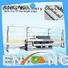 efficient glass beveling machine xm351 manufacturer for glass processing