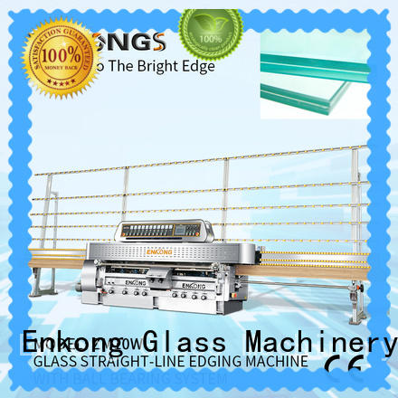 Enkong 45° arrises glass machinery wholesale for processing glass