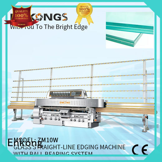 waterproof glass machinery high precision series
