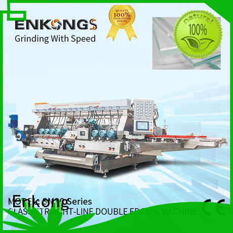 Enkong quality double edger series for photovoltaic panel processing