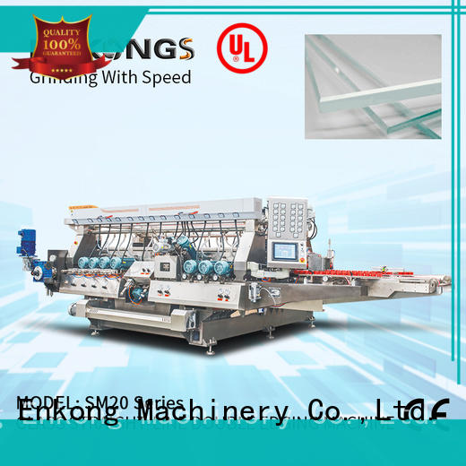 high speed double edger SYM08 manufacturer for photovoltaic panel processing