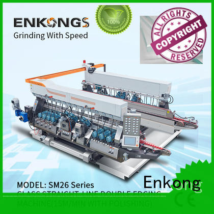 high speed double edger SM 22 wholesale for round edge processing