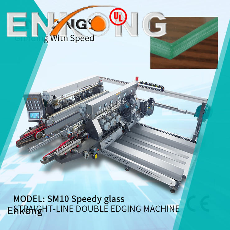 cost-effectivedouble edger machine SM 12/08 series for round edge processing
