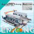 Enkong SM 10 double edger machine factory direct supply for photovoltaic panel processing