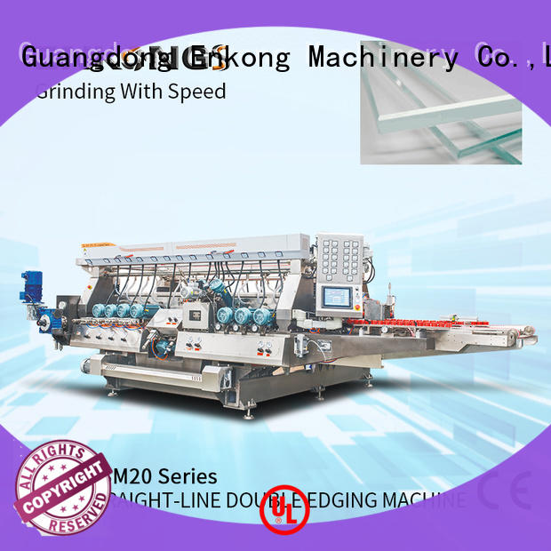 Enkong high speed double edger wholesale for household appliances