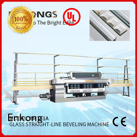 Enkong xm371 glass beveling machine series