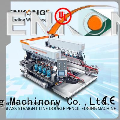 Enkong SM 26 double edger supplier for round edge processing