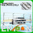Enkong real glass beveling machine factory direct supply