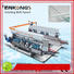 Enkong SM 22 double edger machine manufacturer for photovoltaic panel processing