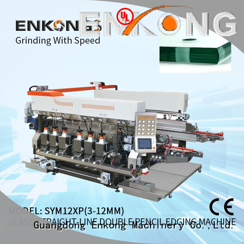Enkong quality double edger machine wholesale for household appliances