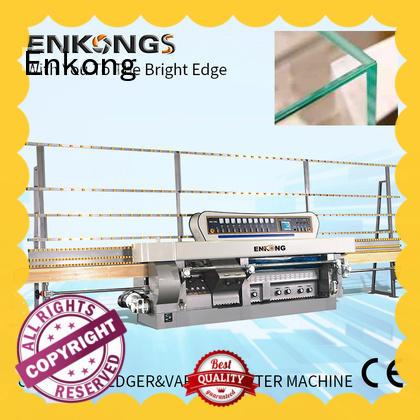 Enkong ZM11J glass mitering machine wholesale for grind