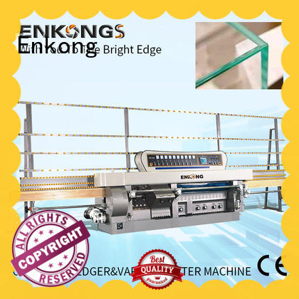 Enkong ZM11J glass mitering machine wholesale for grind