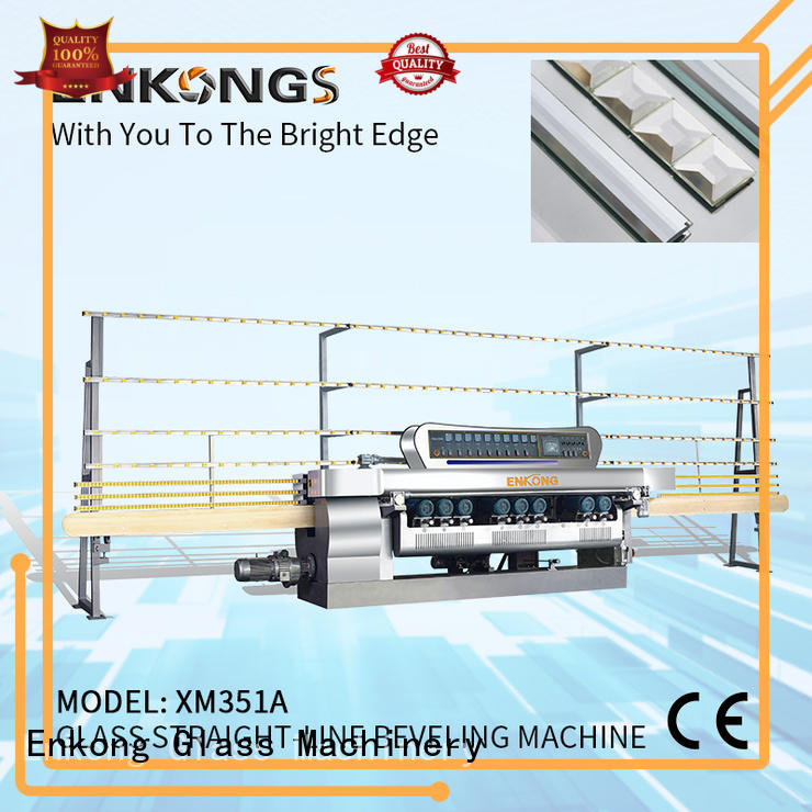 real glass beveling machine for sale xm371 wholesale for glass processing