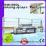 Enkong variable glass mitering machine manufacturer for polish