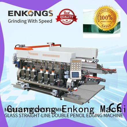Enkong cost-effective double edger supplier for round edge processing