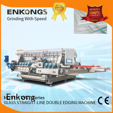 cost-effective double edger modularise design factory direct supply for round edge processing