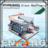 Enkong quality double edger machine supplier for photovoltaic panel processing