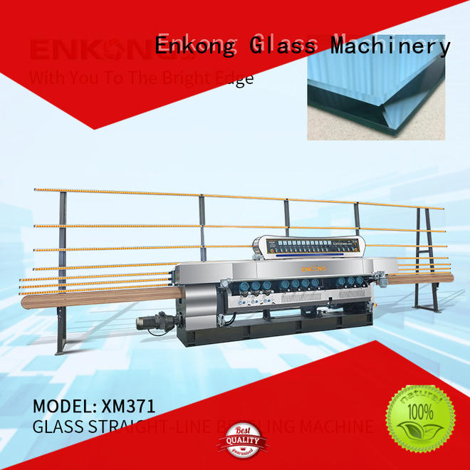 real glass beveling machine xm351a series for glass processing