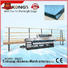 Enkong good price glass beveling machine for sale series for polishing