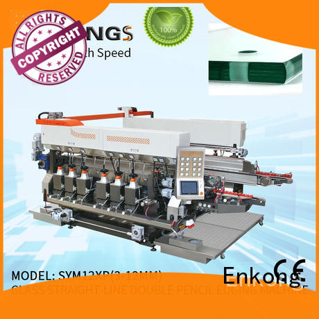 quality double edger SM 12/08 manufacturer for round edge processing