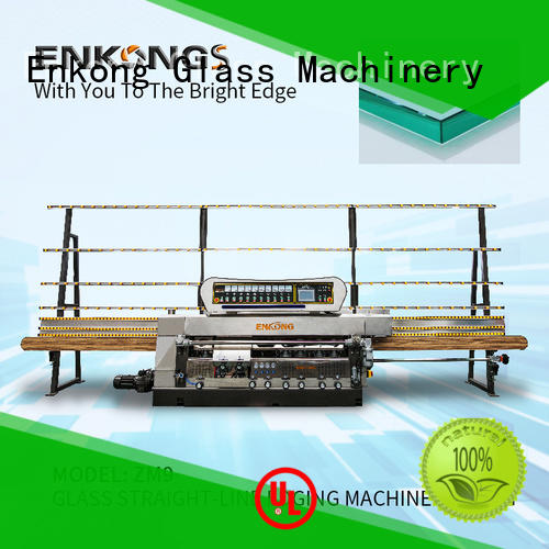 Enkong zm4y glass edge grinding machine supplier for polishing