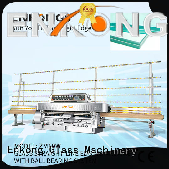 Enkong waterproof glass machinery wholesale for processing glass