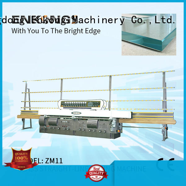 stable glass edge grinding machine zm11 wholesale for polishing