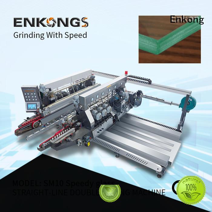 Enkong SM 22 double edger supplier for household appliances