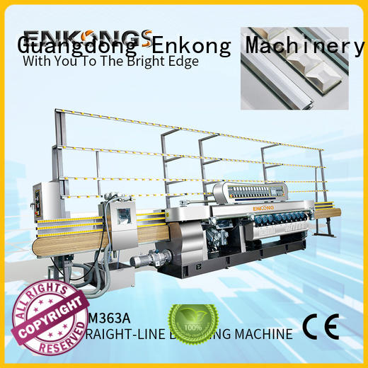good price glass beveling machine for sale xm371 factory direct supply for polishing