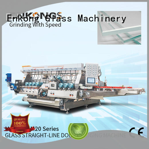 Enkong cost-effective double edger machine wholesale for photovoltaic panel processing