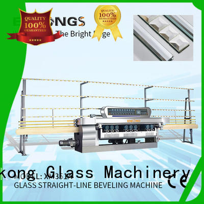 good price glass beveling machine xm363a factory direct supply for glass processing