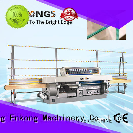 Enkong top quality glass mitering machine manufacturer for polish