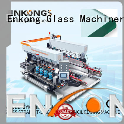 cost-effective double edger machine SM 20 supplier for round edge processing